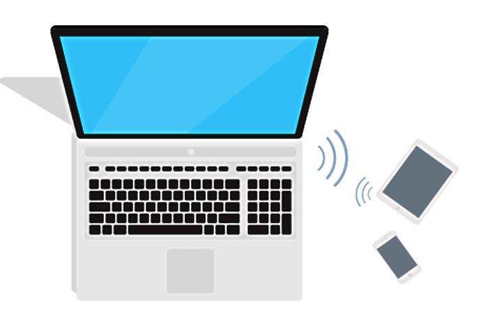 comment connecter un pc portable en wifi avec free